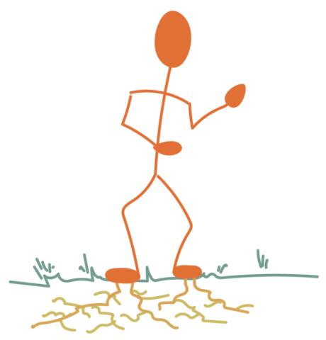 #zelfontwikkelaar #module #tekening #bevlogenheid #aarden #keuze #groei #groeien